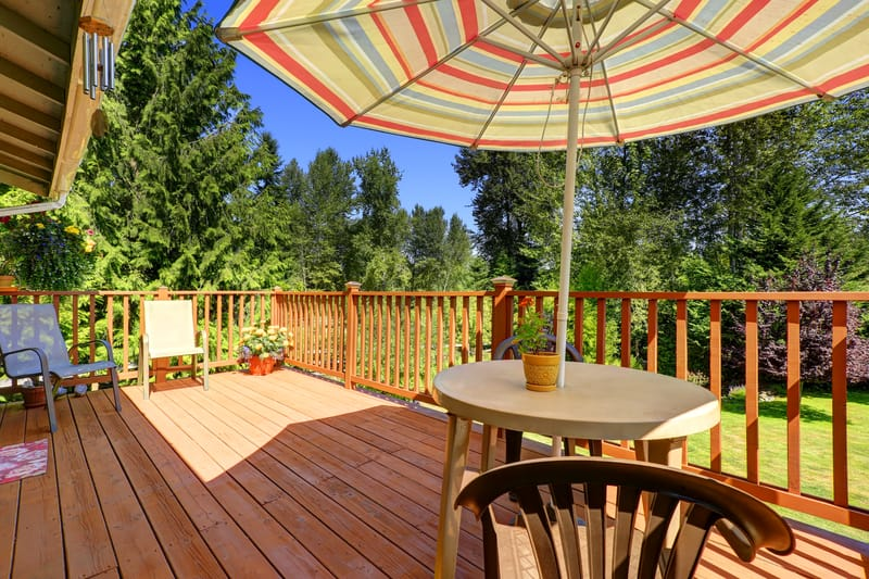 Deck Shade Solutions - Econo Decks - Decks and Fence Services